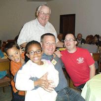 Dinner Groups Photo