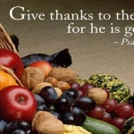 Thanksgiving at St. Thomas