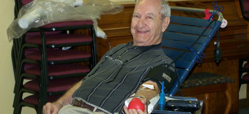 Slider Pic - Blood Drive
