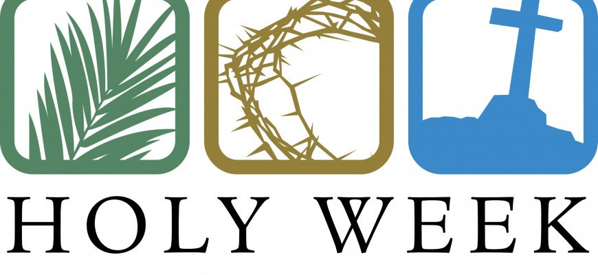 HOLY WEEK and EASTER services at St. Thomas